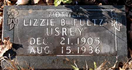 USREY, LIZZIE B. - Carroll County, Arkansas | LIZZIE B. USREY - Arkansas Gravestone Photos
