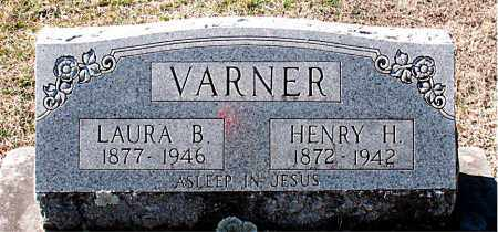 VARNER, HENRY H - Carroll County, Arkansas | HENRY H VARNER - Arkansas Gravestone Photos
