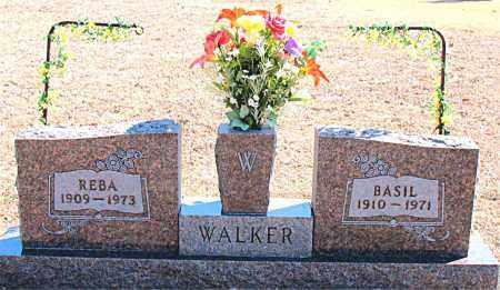 WALKER, REBA - Carroll County, Arkansas | REBA WALKER - Arkansas Gravestone Photos