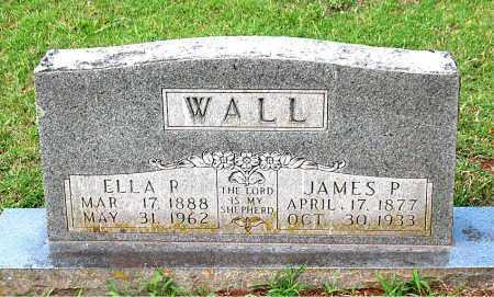 WALL, ELLA P - Carroll County, Arkansas | ELLA P WALL - Arkansas Gravestone Photos