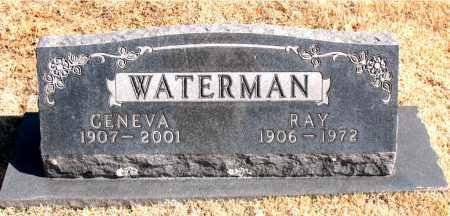WATERMAN, RAY - Carroll County, Arkansas | RAY WATERMAN - Arkansas Gravestone Photos