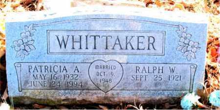 WHITTAKER, PATRICIA  A. - Carroll County, Arkansas   PATRICIA  A. WHITTAKER - Arkansas Gravestone Photos