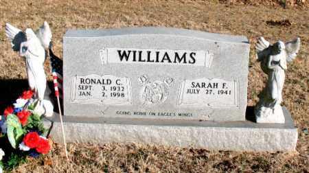 WILLIAMS, RONALD C. - Carroll County, Arkansas | RONALD C. WILLIAMS - Arkansas Gravestone Photos