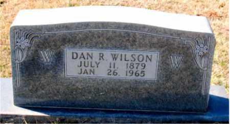 WILSON, DAN  R. - Carroll County, Arkansas | DAN  R. WILSON - Arkansas Gravestone Photos