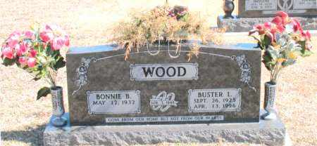 WOOD, BUSTER L. - Carroll County, Arkansas | BUSTER L. WOOD - Arkansas Gravestone Photos