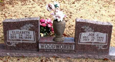 WOODWORTH, JOE  J, - Carroll County, Arkansas | JOE  J, WOODWORTH - Arkansas Gravestone Photos
