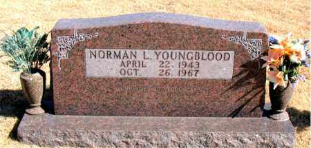 YOUNGBLOOD, NORMAN  L. - Carroll County, Arkansas | NORMAN  L. YOUNGBLOOD - Arkansas Gravestone Photos