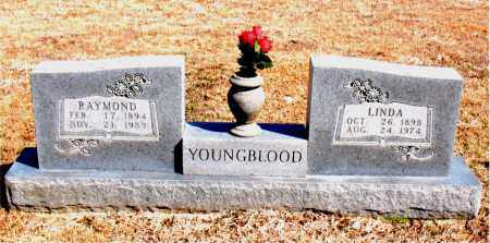 YOUNGBLOOD, RAYMOND - Carroll County, Arkansas | RAYMOND YOUNGBLOOD - Arkansas Gravestone Photos