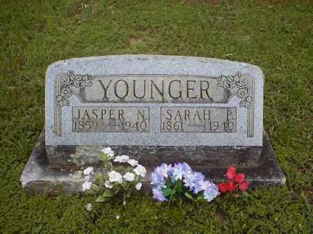 YOUNGER, JASPER NEWTON - Carroll County, Arkansas   JASPER NEWTON YOUNGER - Arkansas Gravestone Photos