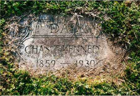KENNEDY, CHARLES THOMAS - Chicot County, Arkansas | CHARLES THOMAS KENNEDY - Arkansas Gravestone Photos