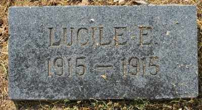 COURTNEY, LUCILE E. - Chicot County, Arkansas   LUCILE E. COURTNEY - Arkansas Gravestone Photos