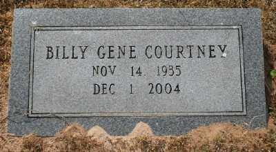 COURTNEY, BILLY GENE - Chicot County, Arkansas | BILLY GENE COURTNEY - Arkansas Gravestone Photos