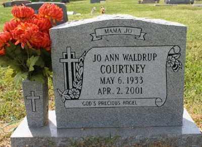 COURTNEY, JO ANN - Chicot County, Arkansas | JO ANN COURTNEY - Arkansas Gravestone Photos