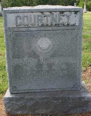 COURTNEY, STEPHEN O. - Chicot County, Arkansas   STEPHEN O. COURTNEY - Arkansas Gravestone Photos