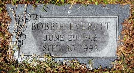 EVERETT, BOBBIE - Chicot County, Arkansas | BOBBIE EVERETT - Arkansas Gravestone Photos