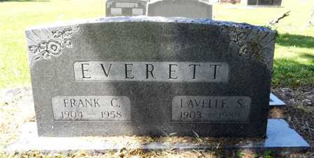 EVERETT, FRANK C - Chicot County, Arkansas | FRANK C EVERETT - Arkansas Gravestone Photos