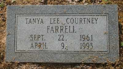 FARRELL, TANYA LEE - Chicot County, Arkansas | TANYA LEE FARRELL - Arkansas Gravestone Photos
