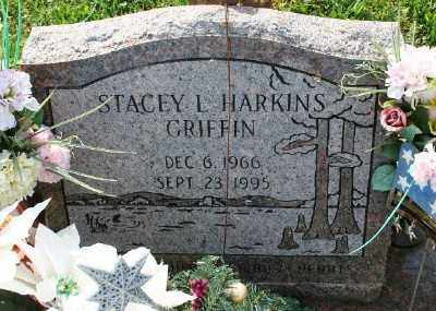 HARKINS GRIFFIN, STACEY L. - Chicot County, Arkansas | STACEY L. HARKINS GRIFFIN - Arkansas Gravestone Photos