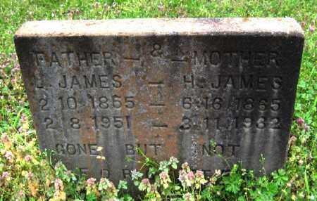 JAMES, H - Chicot County, Arkansas   H JAMES - Arkansas Gravestone Photos