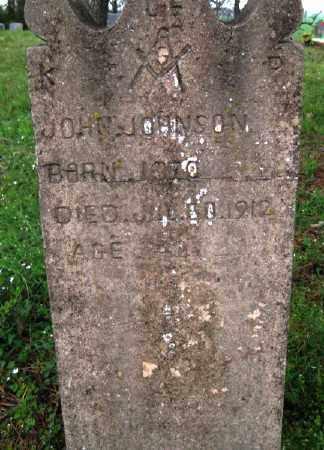 JOHNSON, JOHN - Chicot County, Arkansas   JOHN JOHNSON - Arkansas Gravestone Photos