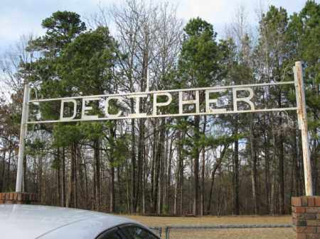 *DECIPHER/RAWELS HILL CEMETERY, GATE - Clark County, Arkansas | GATE *DECIPHER/RAWELS HILL CEMETERY - Arkansas Gravestone Photos