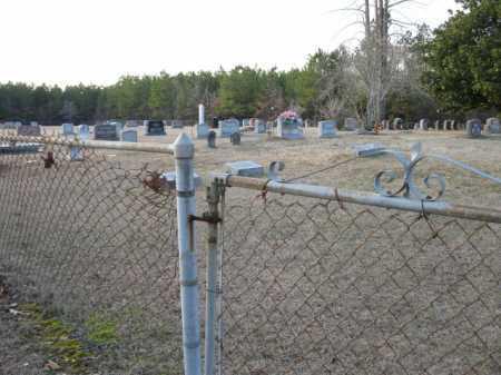 *EASLEY CEMETERY, OVERVIEW - Clark County, Arkansas   OVERVIEW *EASLEY CEMETERY - Arkansas Gravestone Photos