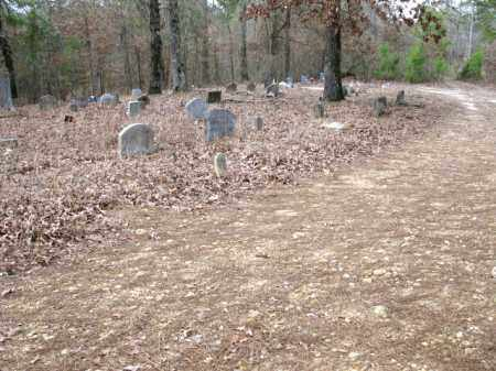 *SPRINGHILL CEMETERY, OVERVIEW - Clark County, Arkansas   OVERVIEW *SPRINGHILL CEMETERY - Arkansas Gravestone Photos