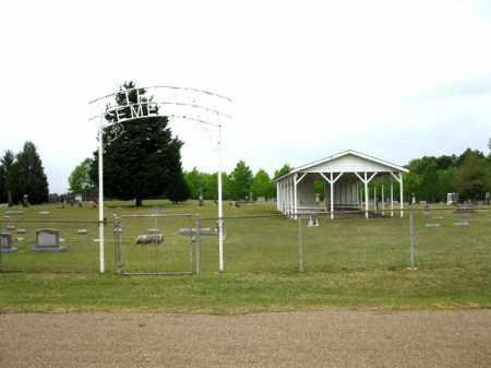 *BETHLEHEM-BRUSHY CREEK CEMETE, GATE - Clark County, Arkansas | GATE *BETHLEHEM-BRUSHY CREEK CEMETE - Arkansas Gravestone Photos