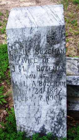 BOZEMAN, C H - Clark County, Arkansas | C H BOZEMAN - Arkansas Gravestone Photos