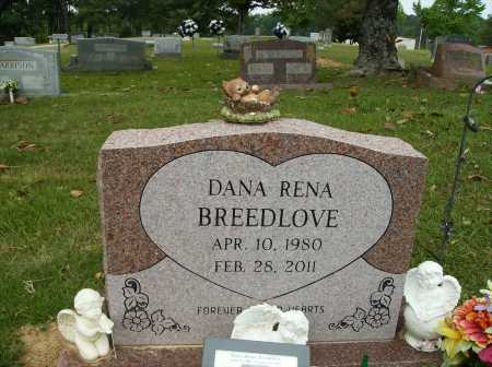 BREEDLOVE, DANA RENA - Clark County, Arkansas | DANA RENA BREEDLOVE - Arkansas Gravestone Photos