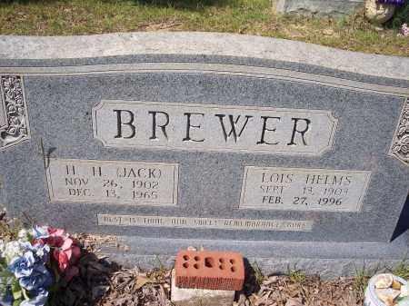 BREWER, LOIS - Clark County, Arkansas   LOIS BREWER - Arkansas Gravestone Photos
