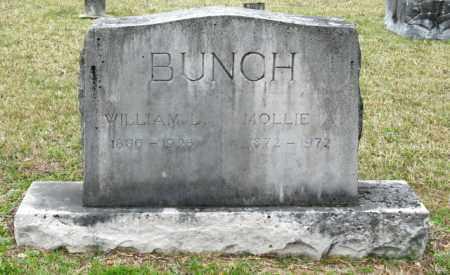 BUNCH, MOLLIE A. - Clark County, Arkansas | MOLLIE A. BUNCH - Arkansas Gravestone Photos