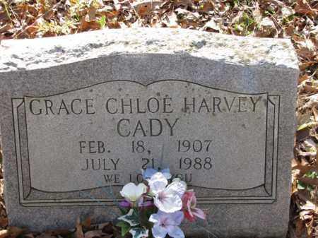 CADY, GRACE CHLOE - Clark County, Arkansas | GRACE CHLOE CADY - Arkansas Gravestone Photos