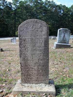 CALLAWAY, ADA B. - Clark County, Arkansas   ADA B. CALLAWAY - Arkansas Gravestone Photos