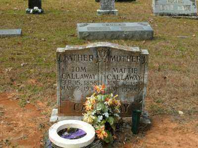 CALLAWAY, THOMAS N. - Clark County, Arkansas | THOMAS N. CALLAWAY - Arkansas Gravestone Photos