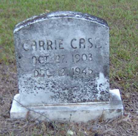 CASE, CARRIE - Clark County, Arkansas   CARRIE CASE - Arkansas Gravestone Photos