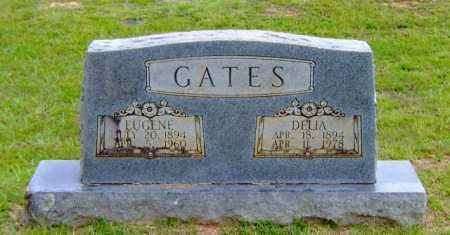GATES, EUGENE - Clark County, Arkansas | EUGENE GATES - Arkansas Gravestone Photos