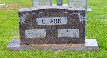 CLARK, TED - Clark County, Arkansas | TED CLARK - Arkansas Gravestone Photos