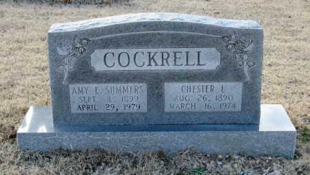 COCKRELL, AMY E. - Clark County, Arkansas | AMY E. COCKRELL - Arkansas Gravestone Photos