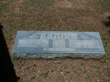 HUMPHREYS COON, EVA MAE - Clark County, Arkansas | EVA MAE HUMPHREYS COON - Arkansas Gravestone Photos