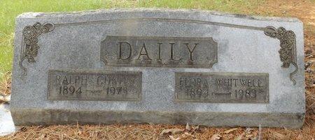 WHITWELL DAILY, FLORA - Clark County, Arkansas | FLORA WHITWELL DAILY - Arkansas Gravestone Photos