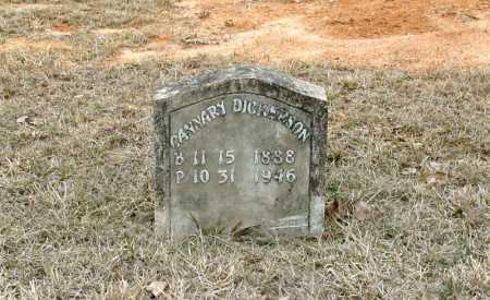 DICKERSON, CANNARY - Clark County, Arkansas | CANNARY DICKERSON - Arkansas Gravestone Photos