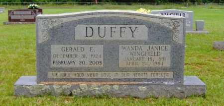 DUFFY, WANDA JANICE - Clark County, Arkansas | WANDA JANICE DUFFY - Arkansas Gravestone Photos