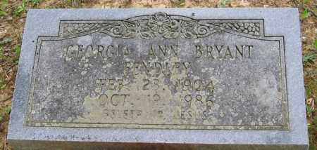 FENDLEY, GEORGIA ANN - Clark County, Arkansas | GEORGIA ANN FENDLEY - Arkansas Gravestone Photos