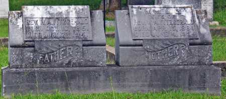 FITZGERALD, LOUISE JANE - Clark County, Arkansas   LOUISE JANE FITZGERALD - Arkansas Gravestone Photos