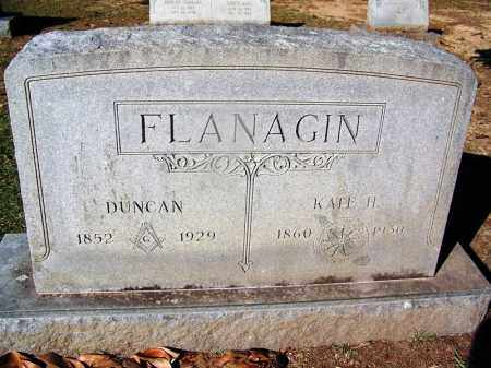 FLANAGIN, DUNCAN - Clark County, Arkansas | DUNCAN FLANAGIN - Arkansas Gravestone Photos