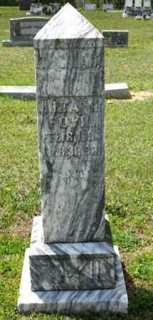 FOYIL, ALTA M. - Clark County, Arkansas | ALTA M. FOYIL - Arkansas Gravestone Photos