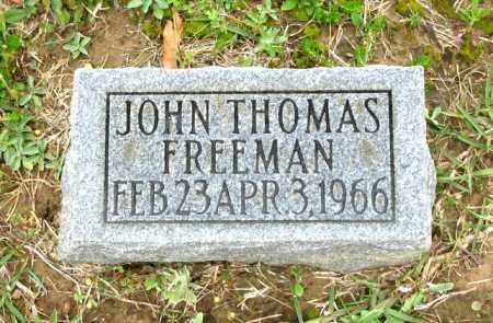 FREEMAN, JOHN THOMAS - Clark County, Arkansas   JOHN THOMAS FREEMAN - Arkansas Gravestone Photos