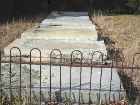 GARRETT FAMILY STONES,  - Clark County, Arkansas |  GARRETT FAMILY STONES - Arkansas Gravestone Photos