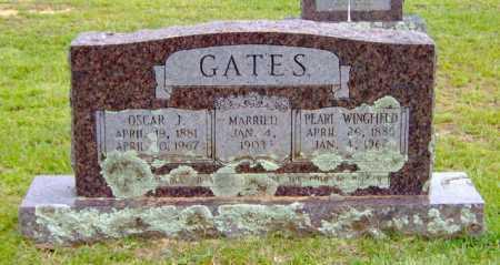 GATES, PEARL - Clark County, Arkansas | PEARL GATES - Arkansas Gravestone Photos